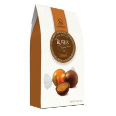 Caramel truffles