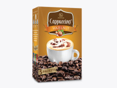 capuccino-hazelnut
